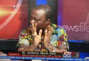 Eurobond proceeds controversy: Akoto-Osei wants BoG clarification