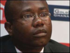 Nyantakyi admits more papers are needed