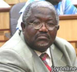 Kenneth Dzirasah, Former First Deputy Speaker of Parliament