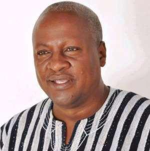NPP Takes On Mahama Over Greenstreet