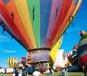 The Annual Great Reno Ballon Race is the largest free ballooning event in the US. (Judy Bellah/LPI)