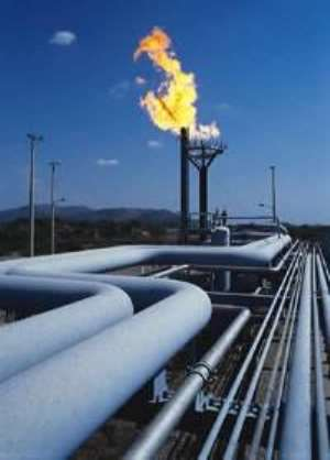Farmers suspend the clearing of land for Domunli Gas project