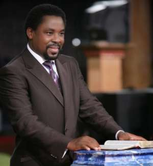 TB Joshua Deceived Pastor Chris'