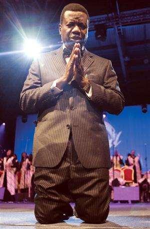Adeboye declares 'war' on Boko Haram