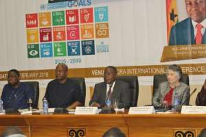 If The UN SDGs Do Not Underpin Ghana's Economic Transformation, Our Nation Will End Up As A Poisoned Wasteland