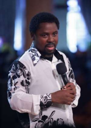 An Interview With Pastor Tb Joshua Of The Synagogue Church Of All Nation.