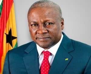 No decision to host 2015 AFCON- Ghana president John Mahama