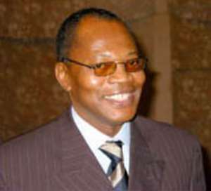 President of the ECOWAS Commission, Dr. Mohamed Ibn Chambas