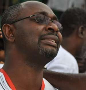 Court Adjourns Woyome's Case to June 4th.