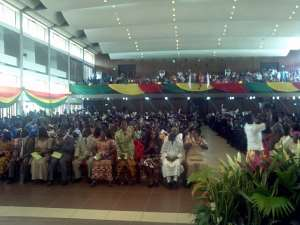 Call to Act Now - Commencement Speech at the 46th Congregation KNUST