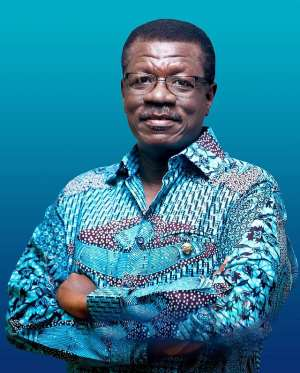 Regulated Society Key To Development—Otabil