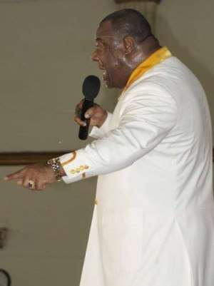 'Demonic' Ebola targeting Ghana by November - Archbishop Duncan Williams