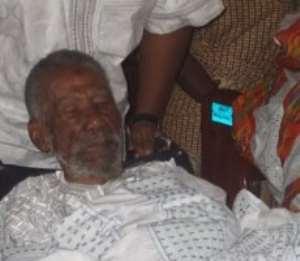 The late Amon Kotei