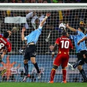Ghana welcomes goal-line technology