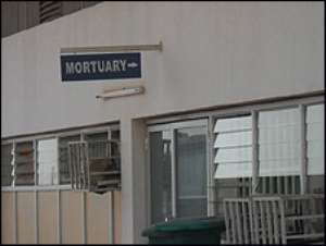 MY COMPLAINTS AGAINST PUBLIC MORTUARIES IN GHANA