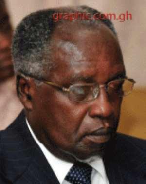 Prof Addae Mensah - Chairman of Petroleum Commission