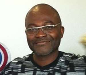 Kennedy Agyapong - Assin North MP