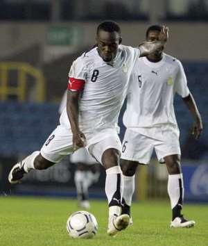 Ghana FA congratulates Michael Essien