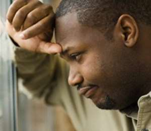 Instead of expressing a depressed mood, men may seem more irritable and aggressive.