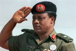 General Ibrahim Babangida (August 27 1985-August 26 1993)