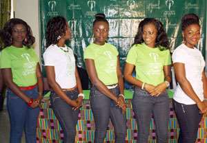Some of the contestants