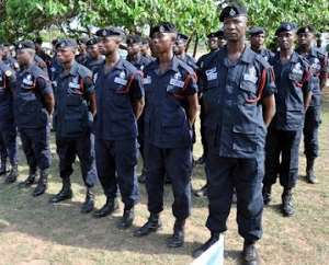 Police Officers Challenged To Be Professional