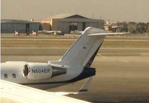 Paper shows U.S.-flagged plane in Iran has ties to Ghana