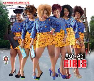Aso Ebi Girls Invade Nollywood