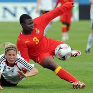 Women's game takes centre stage in Kumasi
