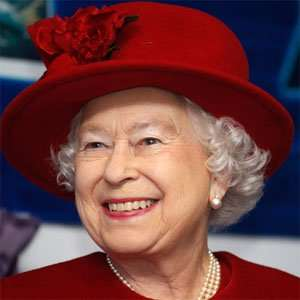 Queen Elizabeth Honours Abena Asomaning