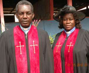 Rev and Prophetess Mrs. Grace Dodoo
