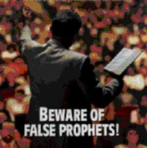 Being a prophet is not all about prophesying
