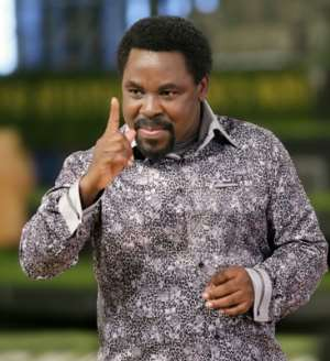 Doom Shall Fall On Corrupt Leaders In 2014—TB Joshua