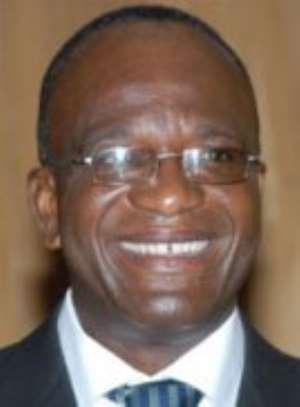 Mr Mike Hammah - Transport  Minister