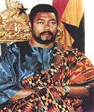 The Legacy of J.J. Rawlings in Ghanaian Politics, 1979-2000