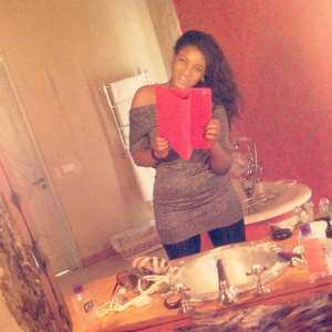 Sexy Omotola Dazzles At Friend's Party In Ghana