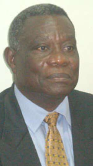 Vice Principal asks Mills to break silence...Over Kufuor`s new office