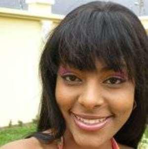 TOP GHANAIAN ACTRESS, SORAYA MENSAH PREGNANT
