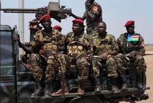 USA Vs. China In South Sudan