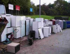 Energy Commission orders British company to re-export banned fridges