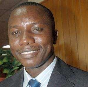 Member of Parliament for the Bimbila Constituency and Deputy Minority leader, Dominic Nitiwul