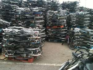 Thinking of starting a used bicycles business