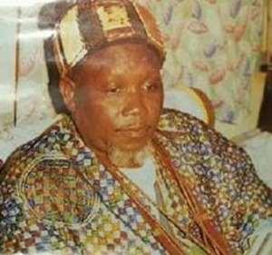 The late Ya Naa Yakubu Andani