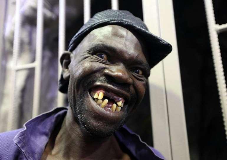 Uproar as Zimbabwes Mister Ugly winner deemed too