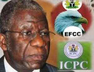 he icpc and efcc were established