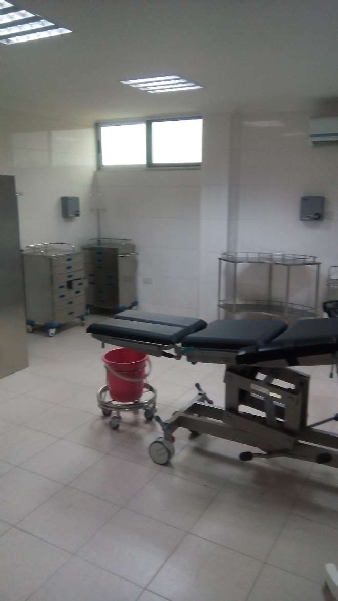 SURGICAL THEATRE 1