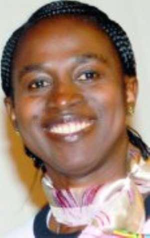 Dr Grace Bediako - Government Statistician