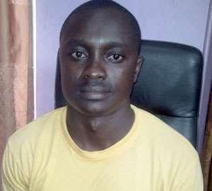 Michael Ofori Akuoko aka Gizo, NPP Serial Caller