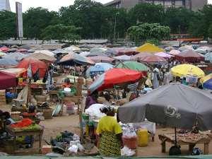 Market Place: Accra