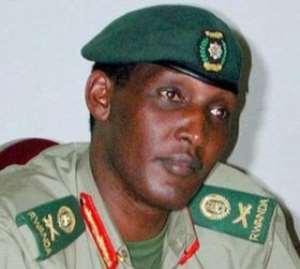 Lt Gen Nyamwasa